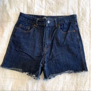 Urban Outfitters BDG High Waisted Denim Shorts